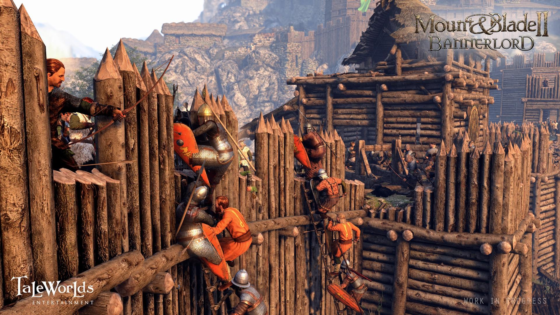 骑马与砍杀2:霸主 中文版