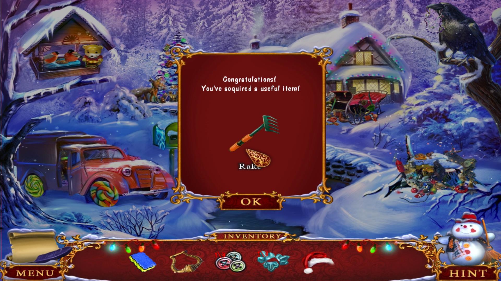 圣诞冒险:糖果风暴(圣诞节风格的游戏)