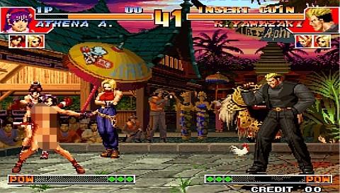拳皇97风云再起街机版
