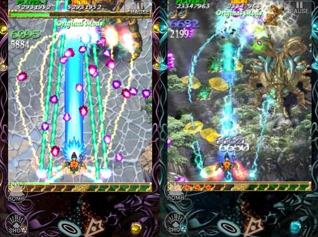 虫姬2:黑版(空战类街机游戏)