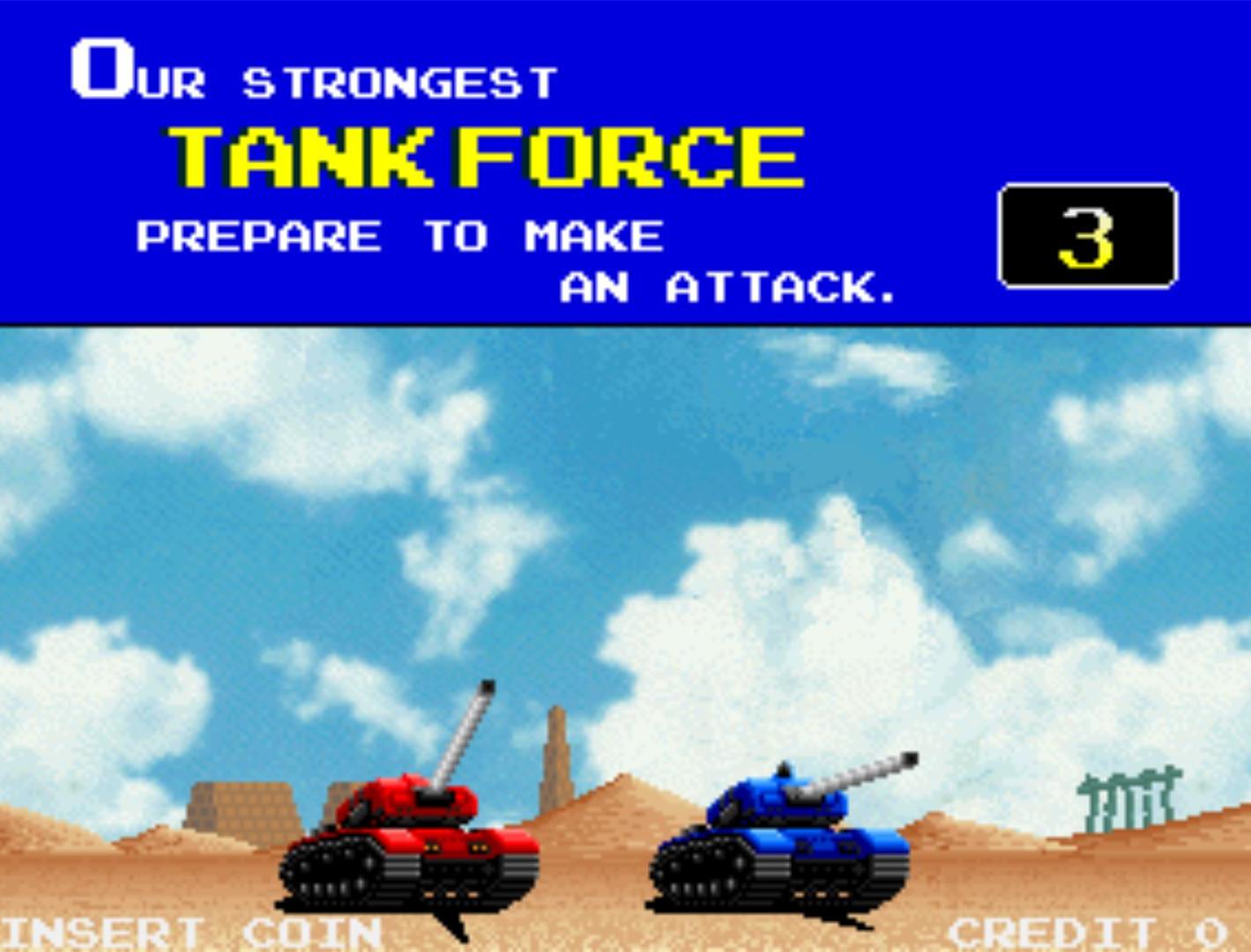 坦克大战2:街机版