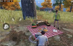 《和平精英》野餐点在哪里