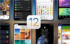 iOS 12适配的机型有哪些